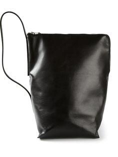 30e468806bd6 Halston Mini Metallic Python Embossed Chain Bucket Bag