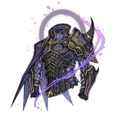 バハムートスーツ Fantasy Concept Art, Fantasy Armor, Fantasy Weapons, Medieval Fantasy, Weapon Concept Art, Armor Concept, Fantasy Inspiration, Character Inspiration, Character Concept