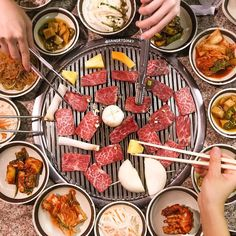 Food tastes better when you eat it with your family. Happy Thanksgiving.    hangrydiarysavory @TENRAKUBBQ 4177 W 3rd St Los Angeles CA 90020  Combo C 99.99   Join our food adventure on Snapchat: hangrydiary Tag the person who wants this