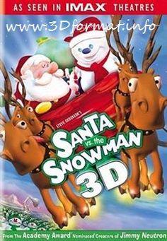 Santa vs. the Snowman 3D clip