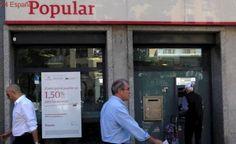 El Santander sale al rescate del Popular y compra el banco por un euro