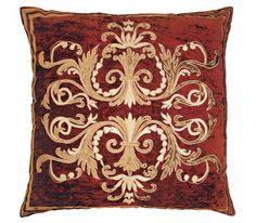 Florence Large Velvet Cushion cover