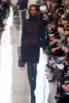 Tory Burch Fall 2014 Ready-to-Wear Runway - Tory Burch Ready-to-Wear Collection