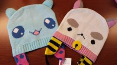 "More prototypes! Catbug! PuppyCat! Beanies! ""Colors aren't right, a few changes need to be made, they are also a bit small, but check 'em out!"" - The Frederator Studios Tumblr"
