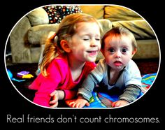 Promote Down Syndrome Awareness