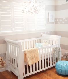 Calming nursery