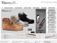 Collection chaussures femmes - (thierry21.com)