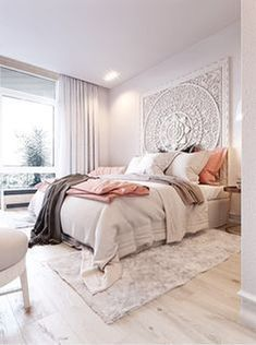 Fine 32 Amazing Apartment Bedroom Decor Ideas