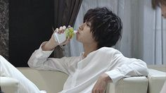 "Kento Yamazaki, J drama series ""Death Note"",   [Ep. w/Eng. sub] http://www.dramatv.tv/search.html?keyword=Death+Note+%28Japanese+Drama%29"