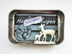 mano kellner, art box nr 302, papa ruft  - sold -