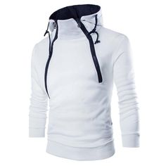 13f055d2fd Brand Male Hoodies Pullover Autumn Men Sweatshirt Clothe