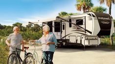 Camper Life, 5th Wheels, Recreational Vehicles, Outdoor, Design, Outdoors, Camper, Outdoor Games, Campers