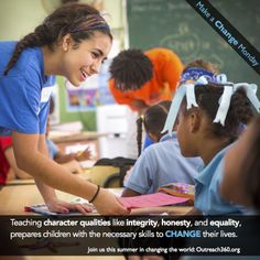 Outreach360's innovative Dare-to-Dream summer program approaches the challenges of poverty with character-based education that provides children in Nicaragua and the Dominican Republic with the tools they need to overcome those challenges. Be that innovation this summer.