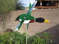 Duck Whirligig Whirlygig - Duck Dynasty