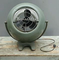 Vornado-Model-12D1-Large-Vintage-Fan-needs-rewired