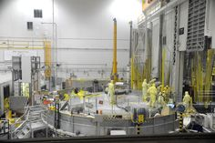 The Nuclear Energy Innovation Capabilities Act, S.2461, introduced and passed 87 to 4 in the U.S. Senate last week, allows innovative companies and reactor designs to take advantage of DOE nuclear facilities, already paid for by taxpayers, to test new designs and fuel that could never be accomplished by a small company. Shown here is such a facility – the Advanced Test Reactor at DOE's Idaho National Laboratory. Source: DOE INL