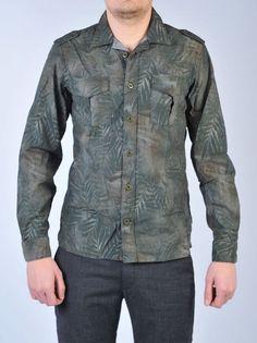 GRIFONI Camicia verdehttp://www.dipierrobrandstore.it/product/1743/Camicia-verde.html