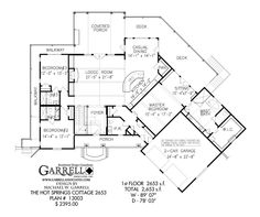 creole cottage floor plans. creole. home plan and house design ideas