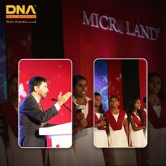 #Microlands Amazing Annual Day
