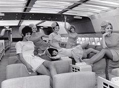 HM C3 1975 Flirty stewardess' get Matt in trouble with Jules!  http://www.rockstarreads.com