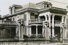 Casa Miguel Esteve Blanes Mayagüez, Puerto Rico Designed by Sabás Honoré (1922)