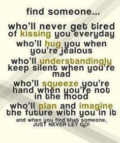 find someone!!!