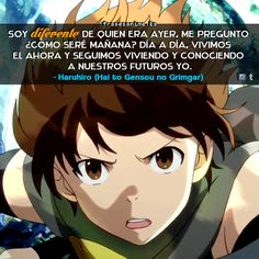 #Anime Pasión de diferentes formas: