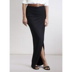 Baukjen Saskia Maxi Skirt in Black | Skirts