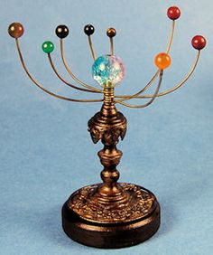 Just lovely. Mini solar system library piece.