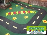 http://playgroundrubbersafetysurfacing.co.uk/wetpour-surfacing/worcestershire/ wetpour-surfacing/# Soft Bouncy Wet pour Safety Surfacing Insert Graphic