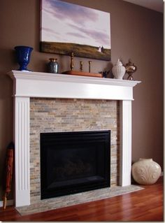 Mantel Plans For Electric Fireplace
