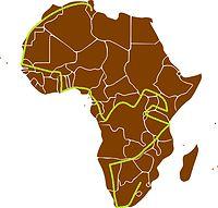 t2tafrica  AFRICA overland. <3