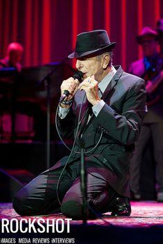 Leonard Cohen  02 Arena Sept 2013