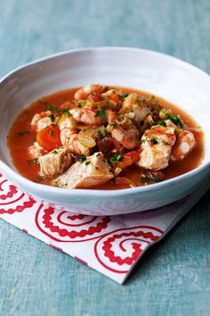 how to make fish stew