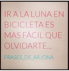 #ALaLunaEnBicicleta Ricardo Arjona