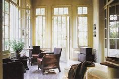 french doors and windows with transoms