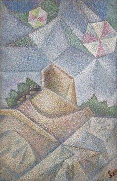 Nikos Hadjikyriakos Ghika - Kites (Variations Of Shapes), 1936 by 31 cm) Painter Artist, Greek Art, Gustav Klimt, Conceptual Art, Printmaking, Contemporary Art, Sculpture, Fine Art, Quilts