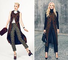 Мода и стиль: Как носить тренды с подиума