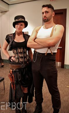 EPBOT: Orlando Steampunks Step Out