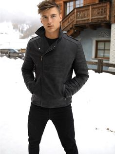 Mens > The Jackets > The Harley - Blakely Clothing Boy Outfits, Casual Outfits, Men Casual, Mens Fashion Shoes, Fashion Outfits, Men's Fashion, Preppy Boys, Teen Boy Fashion, Man Dressing Style