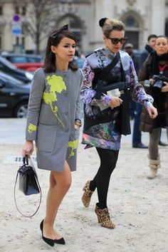 the Fashion Spot - View Single Post - Miroslava Duma
