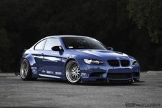 BMW M3 by Liberty Walk Shines Under The Sun