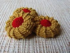 30 ideas for baby food diy for kids Food Patterns, Crochet Patterns Amigurumi, Baby Knitting Patterns, Knitting Yarn, Crochet Cake, Crochet Wool, Crochet Gifts, Knitting Projects, Crochet Projects