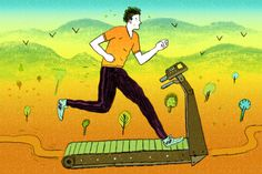 You Asked: Is Running on a Treadmill as Good as Running Outside?