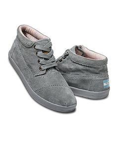 I'm obsessed with the TOMS!  Ash Maudie Suede Botas by TOMS