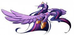 Princess Twilight Sparkle by secret-pony   Everfree Art