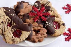 Extra čokoládová torta bez múky, cukru a pečenia - Recept Czech Recipes, Sweet Cookies, Dessert Recipes, Desserts, Gum Paste, Gingerbread Cookies, Biscuits, Anna, Cake