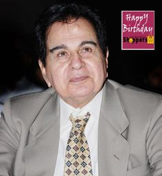 Wishing a very Happy Birthday to the ‪#‎DilipKumar‬ ‪#‎HappyBirthdayDilipKumar‬