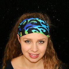 Running Headbands, Sports Headbands, Headbands For Women, Workout Headband, Yoga Headband, Wide Headband, White Husky, Athletic Headbands, Womens Slippers