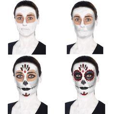 Maquillage halloween http suzy halloween for Comidee maquillage halloween adulte